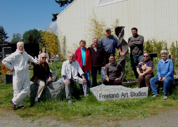 Freeland Art Studio artists
